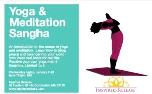 yoga meditation sangha